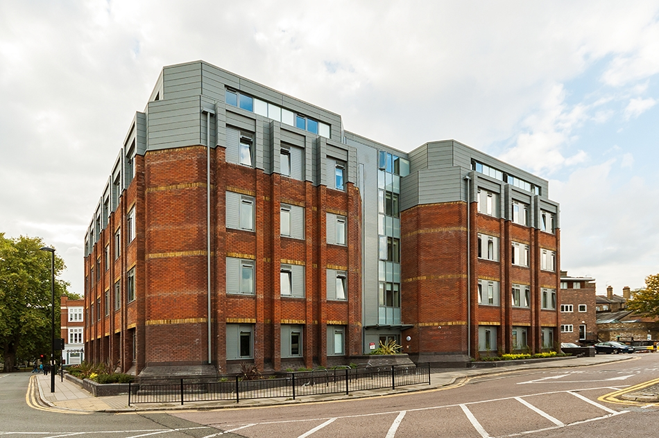 Comar Aluminium Complete New Student Accomodation