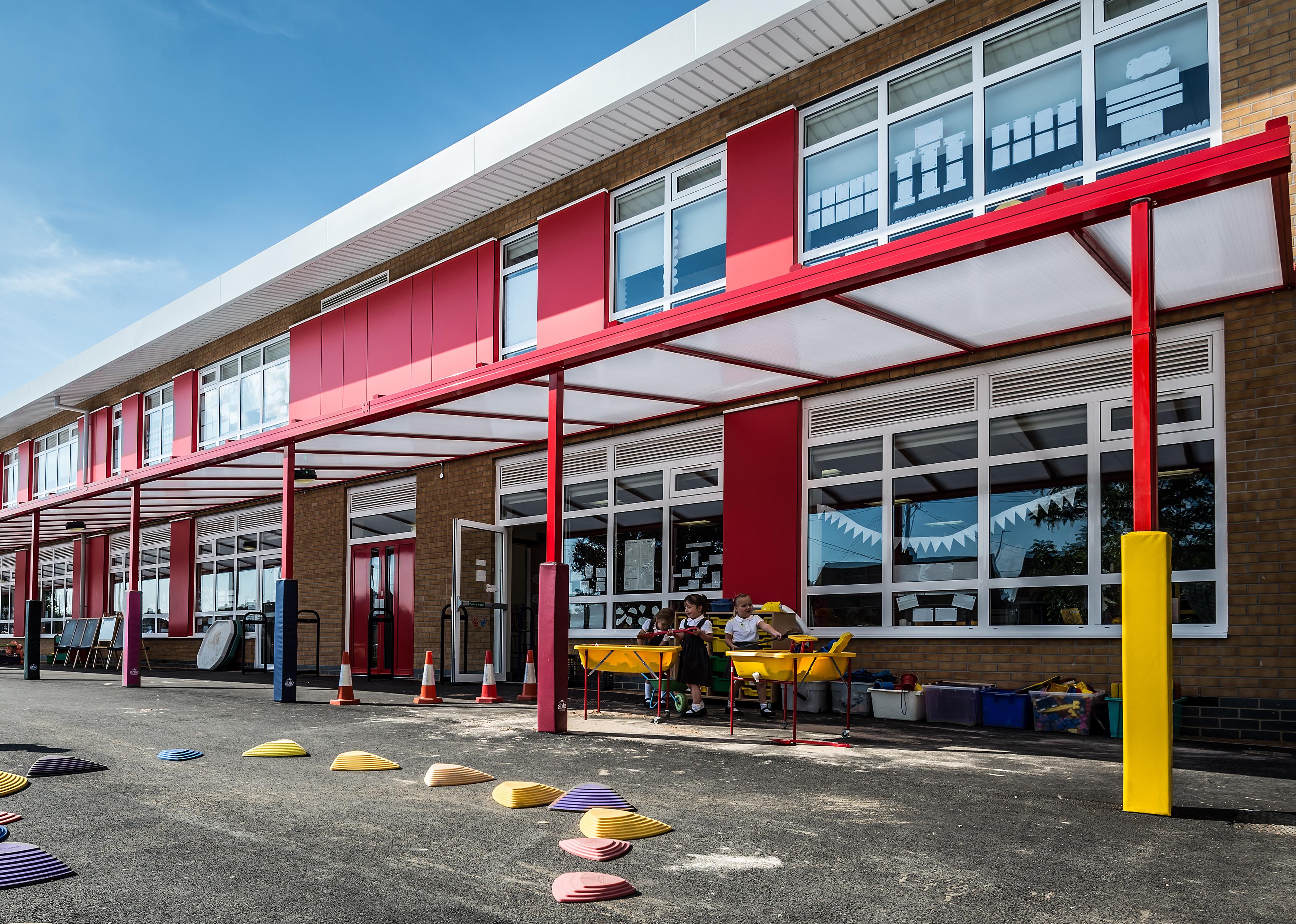 School ReBuild – Aluminium Windows & Doors to the Rescue