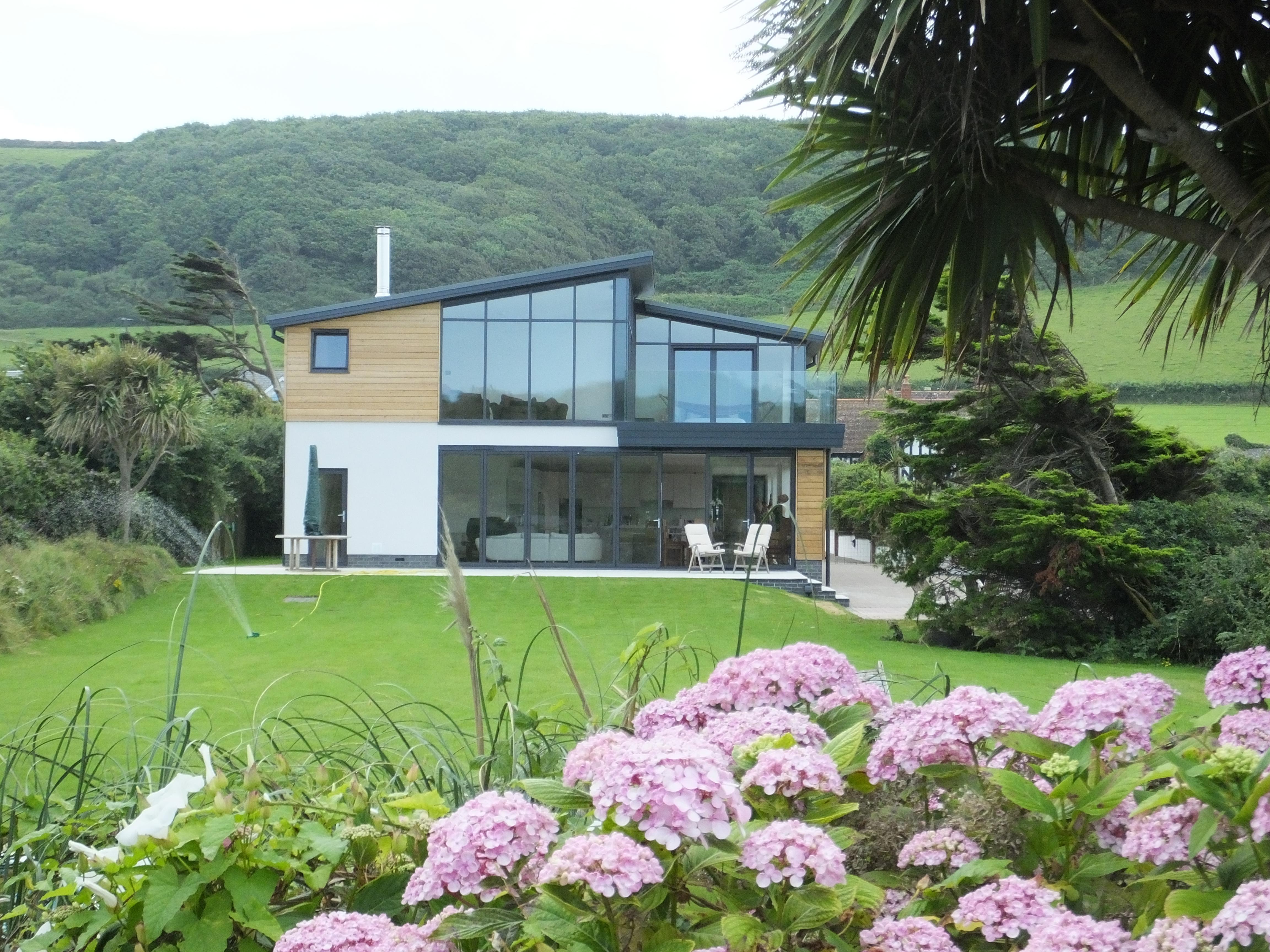 Aluminium For Bespoke House