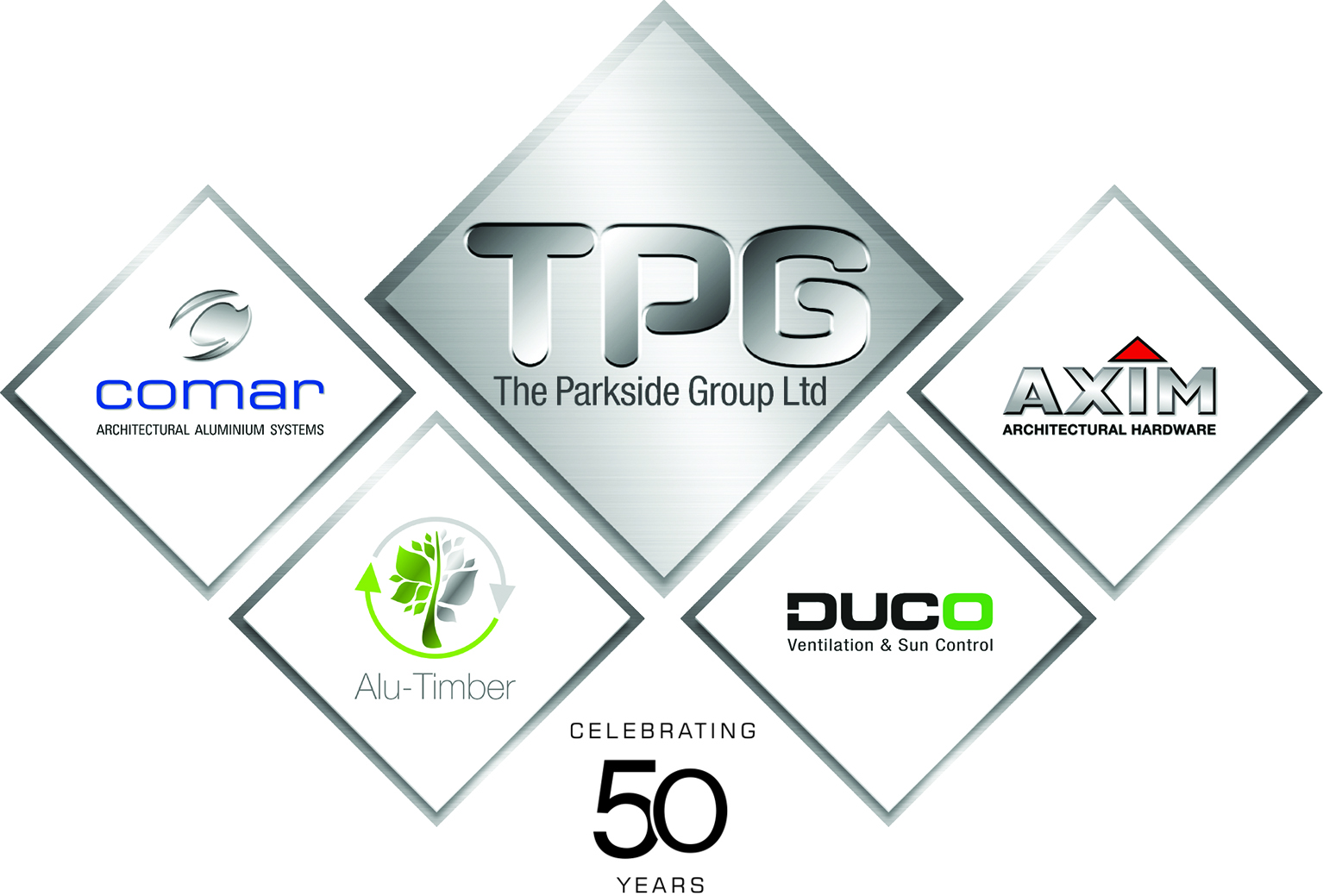 Comar Part of TPG Celebrate 50 Years