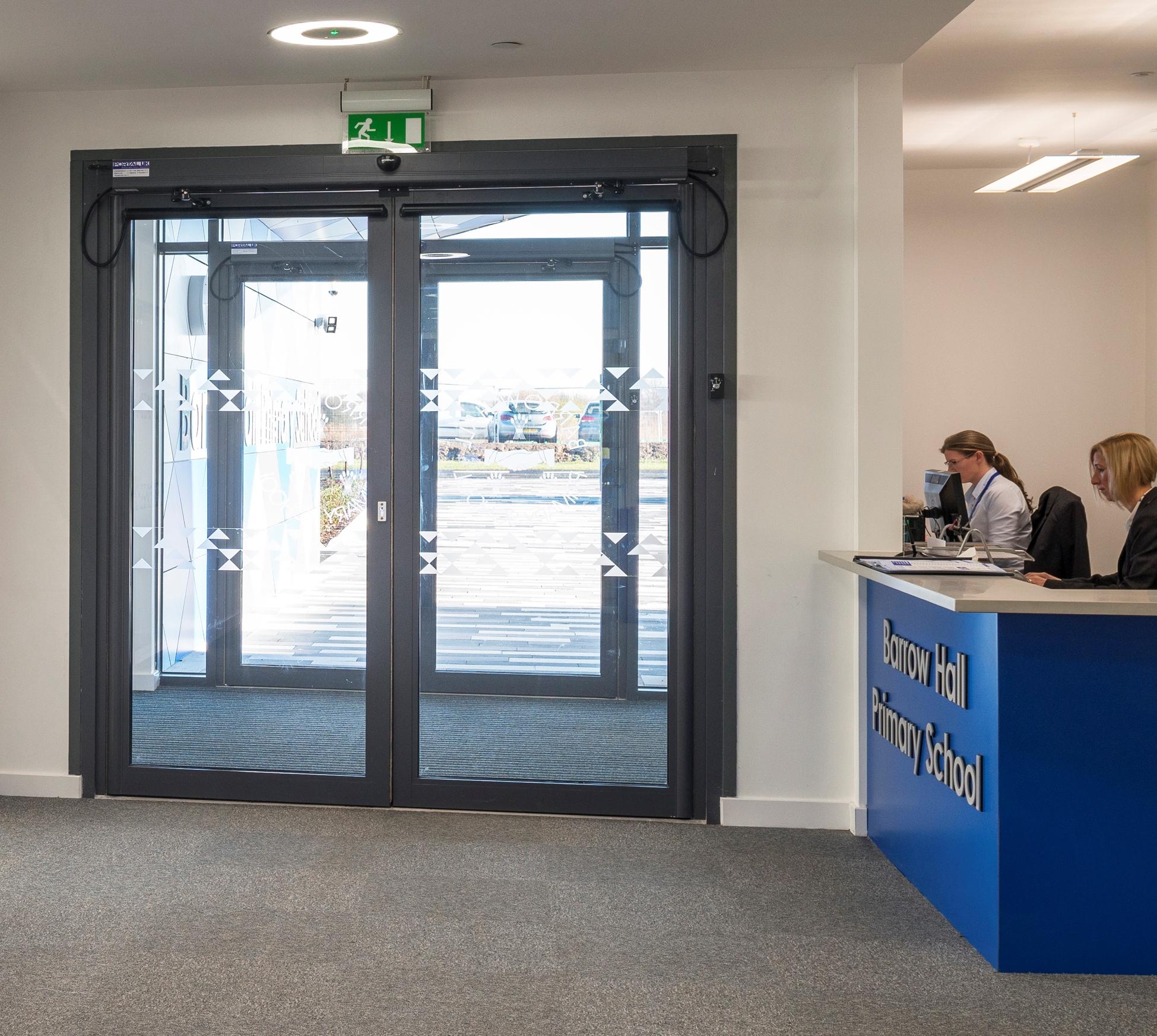 Comar Launch SBD Licenced Commercial Door
